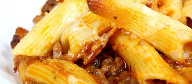 How to make Baked Ziti -the best pasta casserole after lasagne