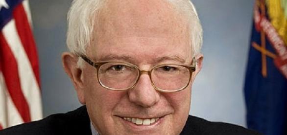 Bernie Sanders (official Senate portrait wikimedia commons)