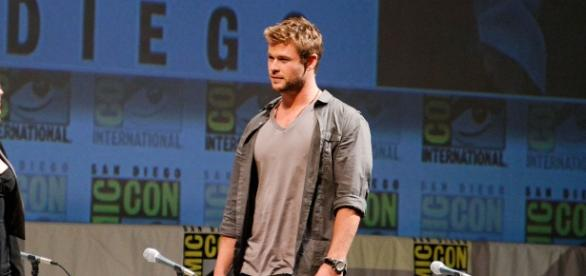 """Chris Hemsworth plays """"Thor"""" in the Marvel Cinematic Universe. Photo: Ronald Woan/Creative Commons"""