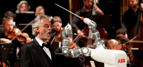 Creato primo robot direttore d'orchestra
