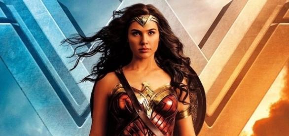 Gal Gadot as Wonder Woman/Photo via Sebastian Vital, Flickr