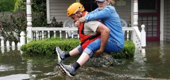 Hurricane Harvey rescue (Department of Defense)
