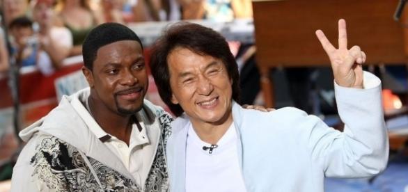 Jackie Chan | credit, Syed Faizan, flickr.com