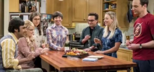 """The Big Bang Theory"" series is rumored to end after Season 12. Photo by TV Release Date/YouTube Screenshot"