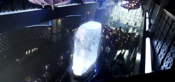 The Iceberg Lounge, from where Cobblepot plans to direct city crime in season 4 of 'Gotham.' / from 'YouTube screen grab