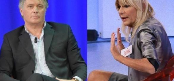 Uomini e Donne: frecciatine tra Gemma e Giorgio?