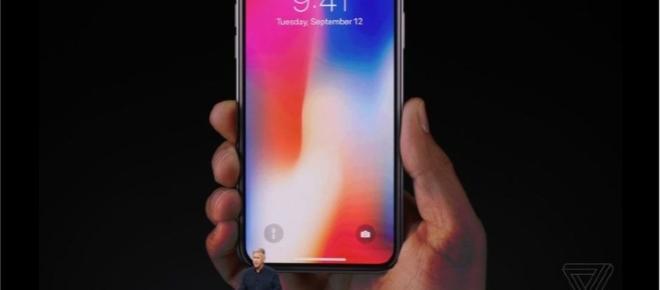 iPhone X: conheça as novidades do novo smartphone da Apple