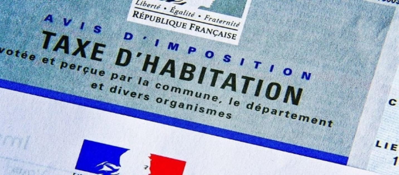 R Forme De La Taxe D 39 Habitation Qui Est Concern