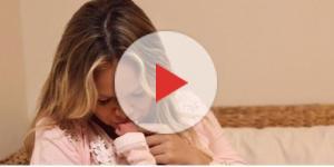 A apresentadora enfrentou uma gravidez de risco ( Foto - Instagram )