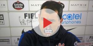 Fábio Carille quer quatro ou cinco reforços para 2018 (Foto: Reprodução/YouTube)