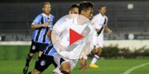 Vasco da Gama - Jogadores jogo Grêmio