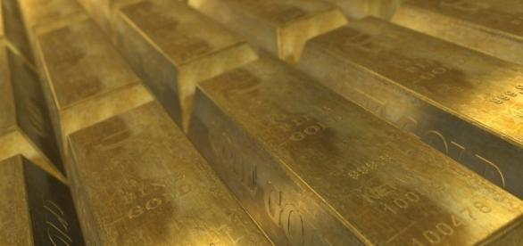 El oro fue la referencia principal de valor durante siglos