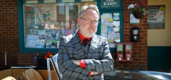 Jim Moir as Corrie's Colin Callen