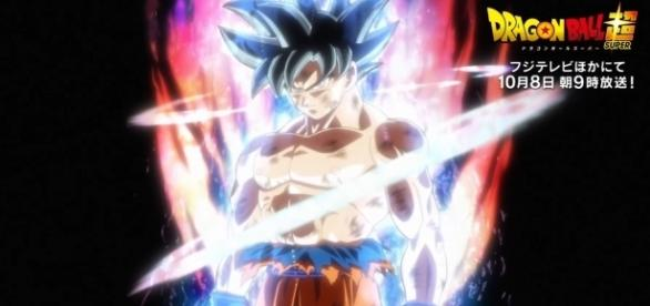 Nueva transformación de Goku que se verá en 'Dragon Ball Super'