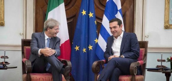 Vertice a Corfù tra Italia e Grecia
