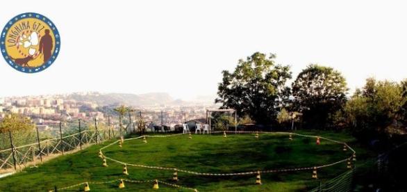 Visione di un campo di Longhina GTZ