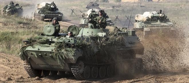 Rusia atacă Veishnoriya! Jocurile de război ale Rusiei provoacă o alarmă reală