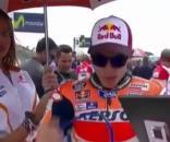 Marc Marquez, vincitore ad Aragon nel 2016