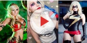 Conheça as mais belas cosplays do Instagram