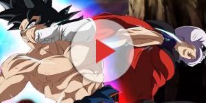 Goku vs Jiren: la pelea más esperada.
