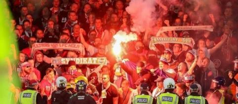 Europa League: Fankrawalle vor FC Arsenal gegen 1. FC Köln - web.de