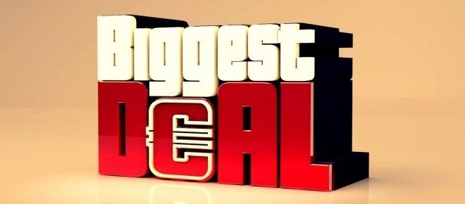 Biggest Deal: TVI busca famosos a preços de saldo