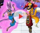 Bills vs todos los dioses Manga 28, Dragon Ball Super a Color.
