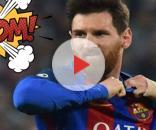 Messi explota ante posible llega de francés al FC Barcelona