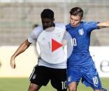 Nicolo' Barella Photos Photos - Germany U20 v Italy U20 ... - zimbio.com