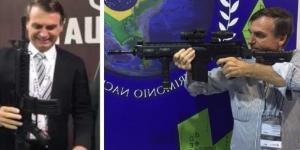 Bolsonaro prega fuzilamento de pedófilos