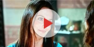 Dana reflete sobre a relação com Absalom (Foto: Reprodução/Record TV)