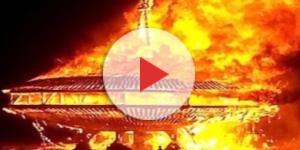 Immagine UFO tratta da Youtube