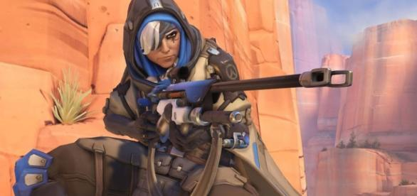 Adding new characters from the famous shooter game will make HOTS more exciting. [Image Credit: SlayoftheGame/Youtube]