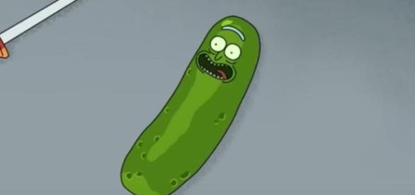 Pickle Rick by Adult Swim - YouTube Screengrab