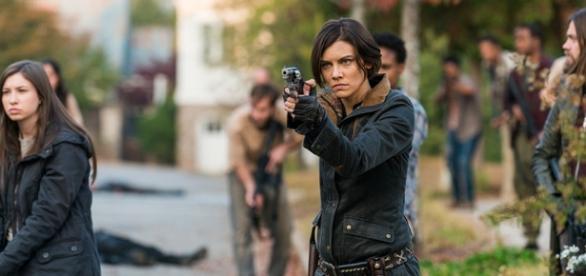 The Walking Dead saison 7 : Maggie, leader à son tour. - dernier ... - melty.fr