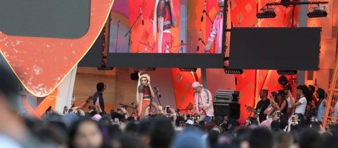 'Rock' in Rio': veja vídeo da performance de Pabllo Vittar no festival!