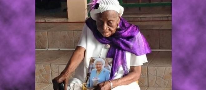 Aunt V: World's oldest person has died in Jamaica at 117
