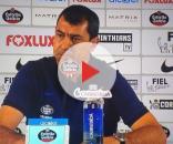 Com Carille, Corinthians começa planejamento para 2018 (Foto: Divulgação / YouTube)