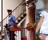 Românca din Torino și-a înjunghiat fetița cu un cuțit Foto: Antena3