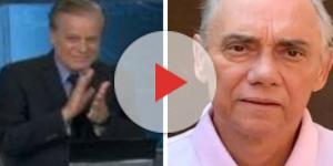Chico Pinheiro faz homenagem a Marcelo Rezende