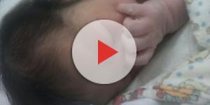 Evelyn, a bebê que nasceu na recepção do hospital