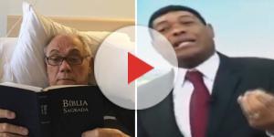 Pastor fala sobre câncer de Marcelo Rezende