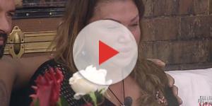 Serena Grandi in lacrime nella Casa del GF Vip