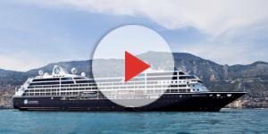 Sta per salpare da Venezia la Azamara Quest Cruise, una crociera del desiderio per scambisti. Foto: Facebook.