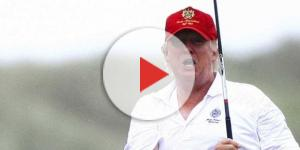 Trump goes on his 23rd golfing trip after 19 weeks in office ... - businessinsider.com