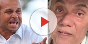 Vidente Carlinhos previu que Marcelo Rezende ia morrer e faz anúncio terrível