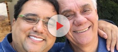 Geraldo Luís homenageia o amigo eterno