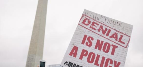 Climate Change Was the Epicenter of March for Science | Climate ... - climatecentral.org