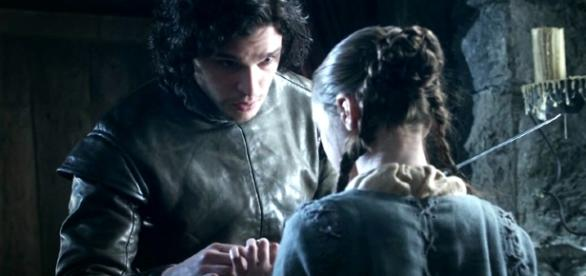 Juego de Tronos: ¡El secreto que mantienen Arya Stark y Jon Snow!