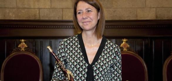 Marta Madrenas, alcaldesa de Girona - lavanguardia.com